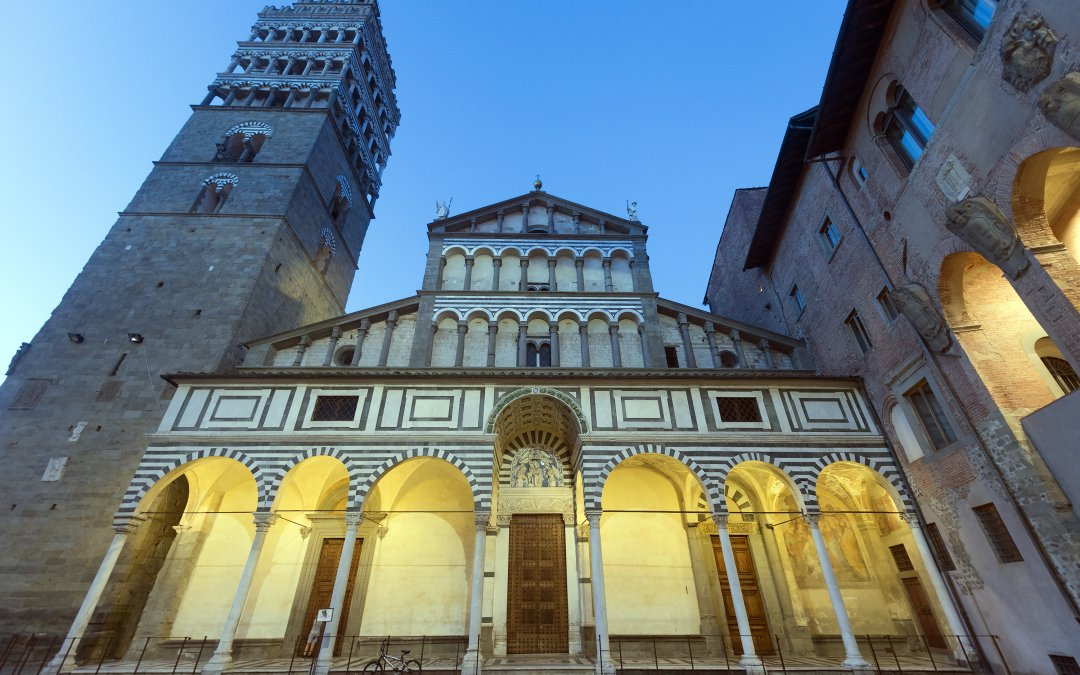 CHIESE MEDIEVALI A PISTOIA